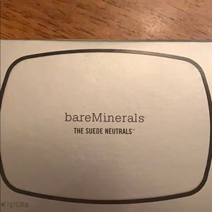 New BareMinerals eye shadow